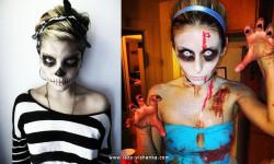Костюм на Хэллоуин для девочки