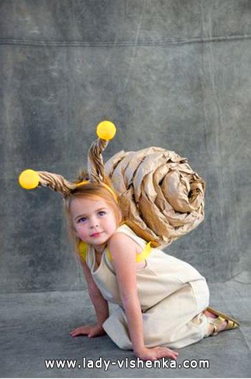 Kostüme für kleine Mädchen-4 Jahre - 6 Jahre