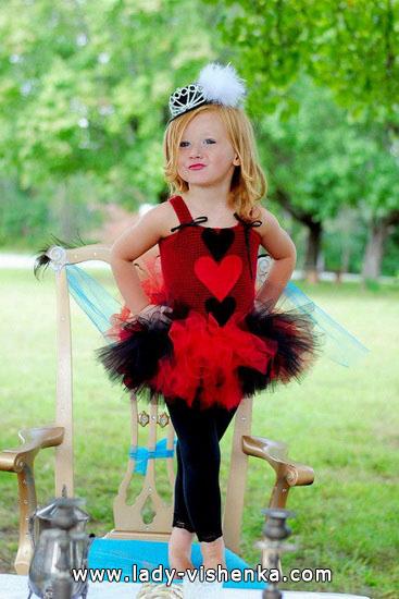 Kostüme für kleine Mädchen