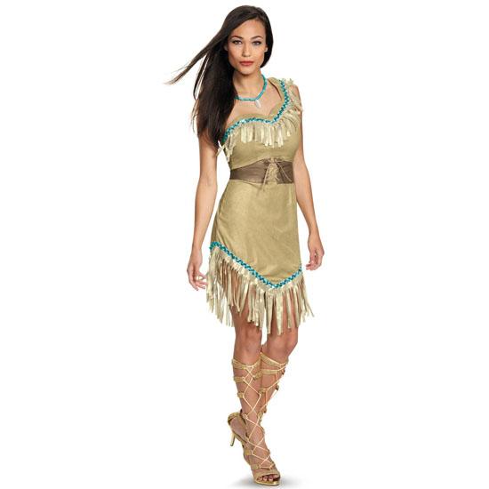 Pocahontas Outfit für Halloween