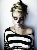 Skelett Halloween — Kostüme für Mädchen