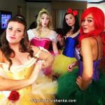 Disney ' s Prinzessin für Halloween