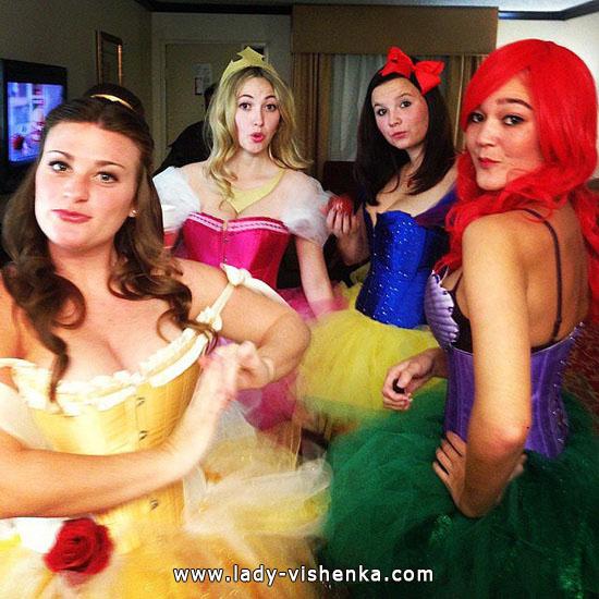 Image Disney-Prinzessin Halloween