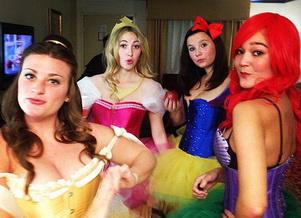 Disney' s Prinzessin für Halloween