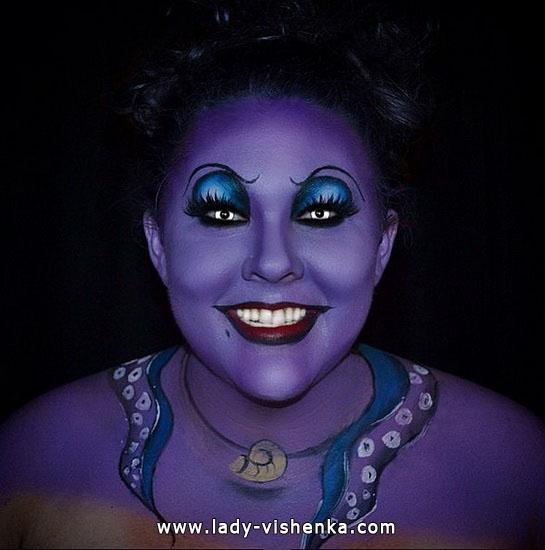 Ursula Halloween