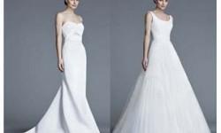 Свадебные платья 2016 J. Mendel