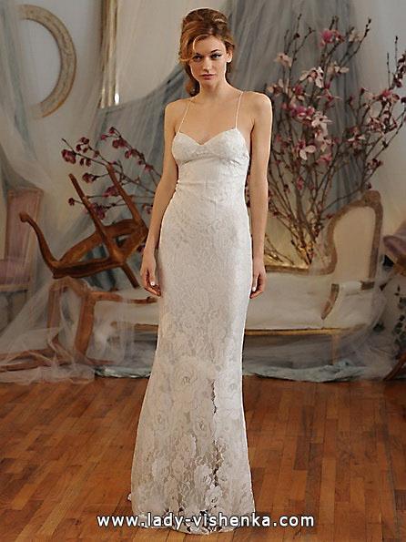 Brautkleider mit Spitze 2016
