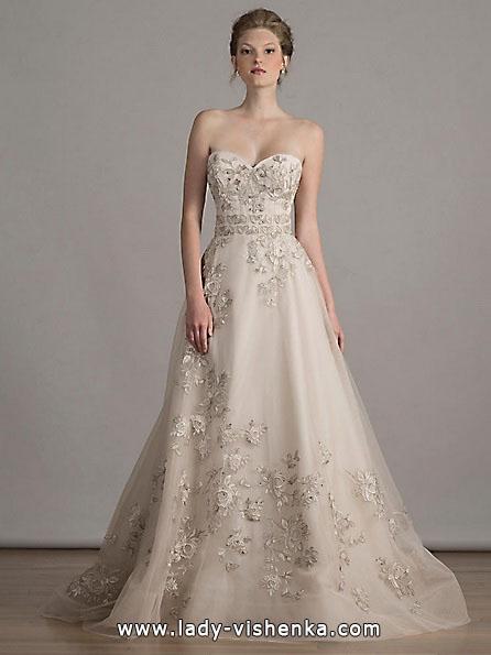 Lace-Hochzeit Kleider 2016 - Liancarlo