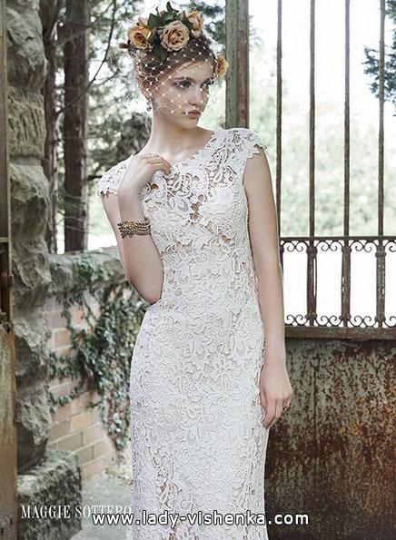 Lace-Hochzeit Kleider 2016 - Maggie Sottero