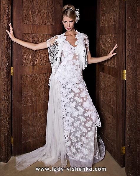 Brautkleider mit Spitze 2016 - Jordi Dalmau