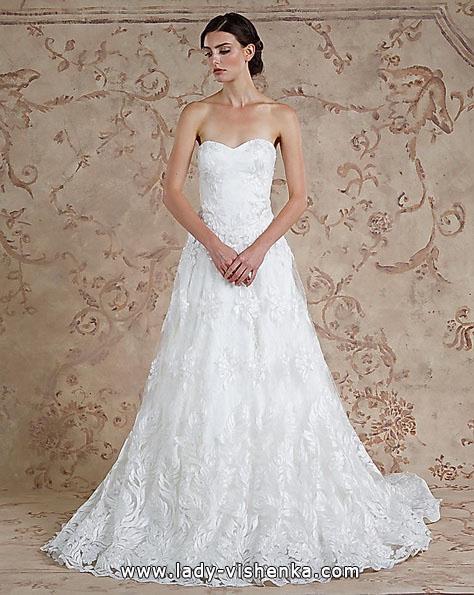 Lace-Hochzeit Kleider 2016 - Sareh Nouri