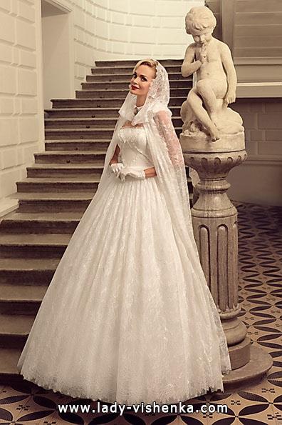 Hochzeitskleid Quinceanera Kleid mit Spitze - Tatiana Kaplun