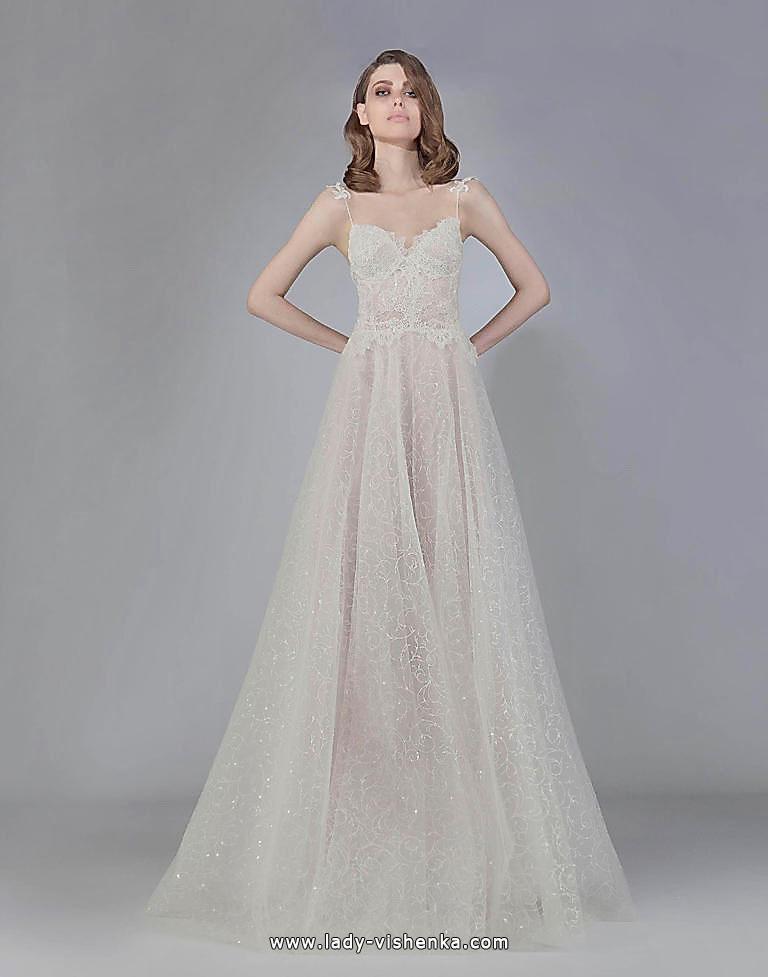 Lace-Hochzeit Kleider 2016 - Victoria KyriaKides