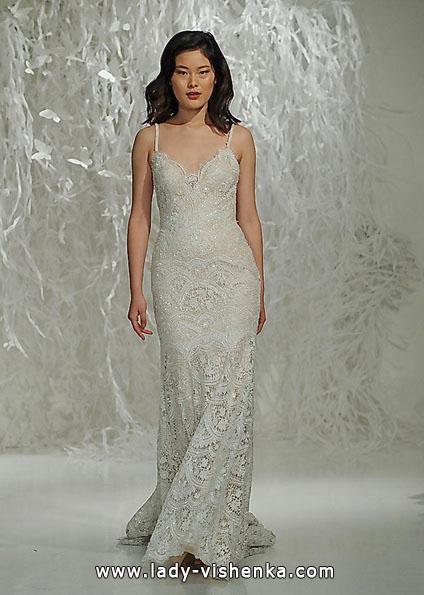 Brautkleider mit Spitze 2016 - Watters