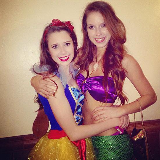 Ariel Halloween