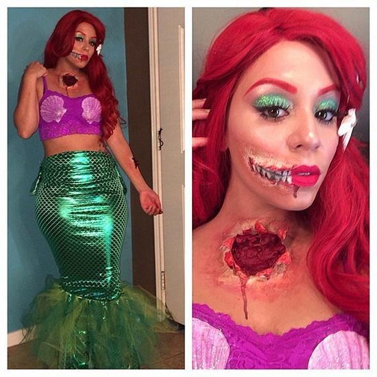 die Tote Prinzessin Ariel