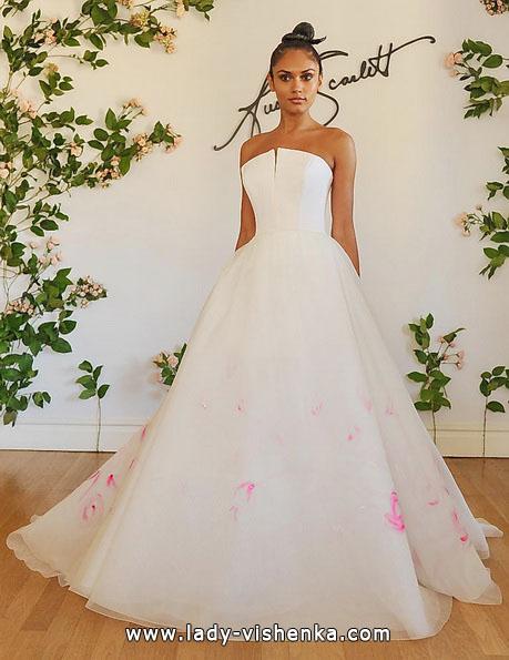 Rosa Hochzeitskleid 2016 - Austin Scarlett