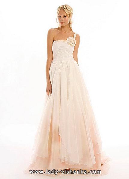 Rosen-Hochzeits-Kleid - Eugenia Couture