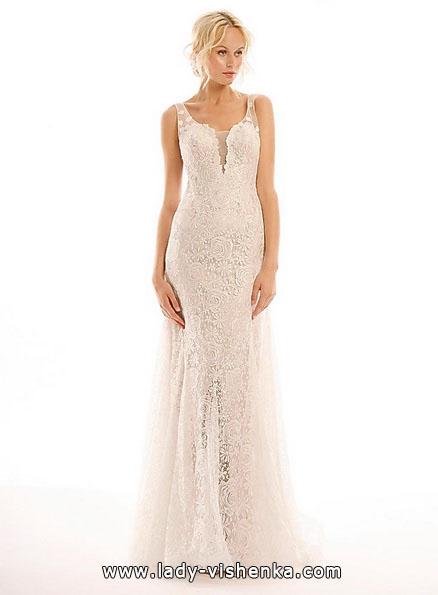 Rosa Hochzeitskleid 2016 - Eugenia Couture