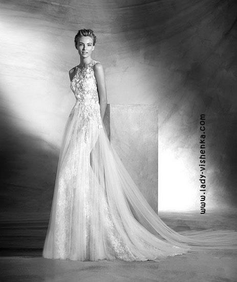 Neuheiten Hochzeitskleider 2016 Pronovias