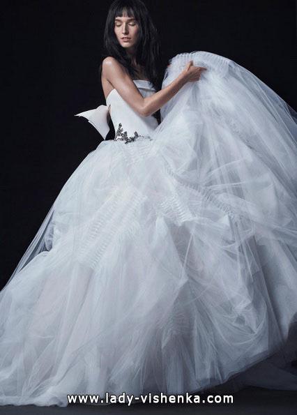 die Üppigen brautkleider 2016 - Vera Wang