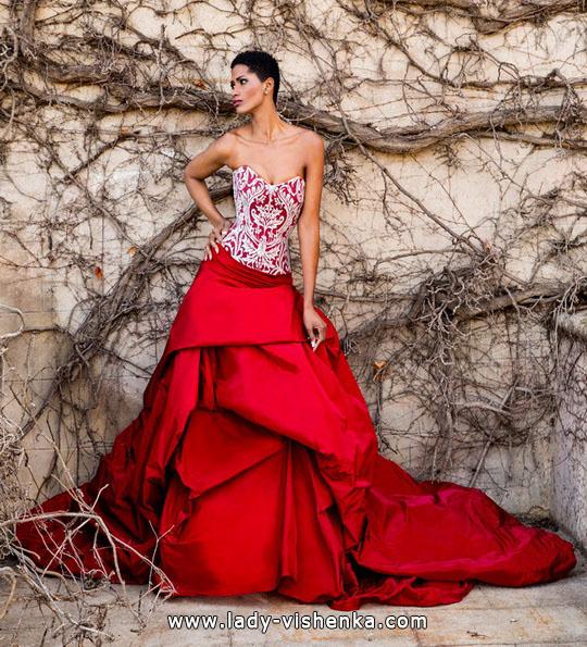 Schöne üppige brautkleider 2016 - Jordi Dalmau