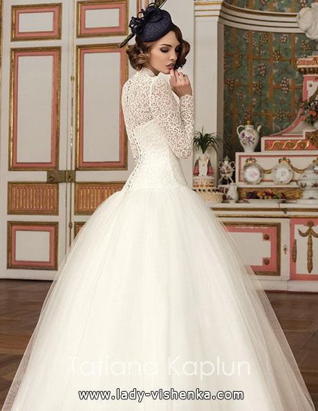 Üppigen Hochzeitskleider Foto - Tatiana Kaplun