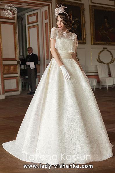 Brautkleider 2016 kurvig - Tatiana Kaplun