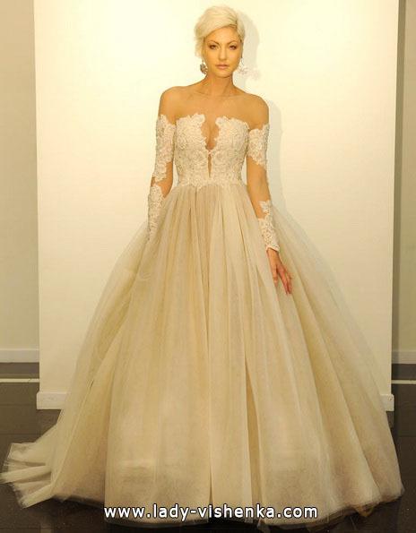 Brautkleider 2016 kurvig - Victor Harper