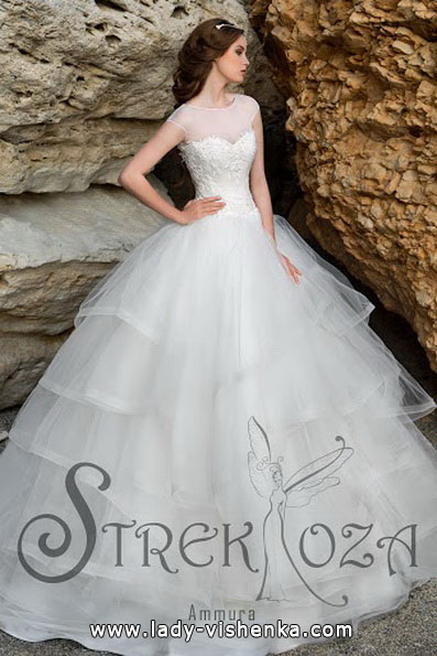 Brautkleider 2016 kurvig - Strekoza