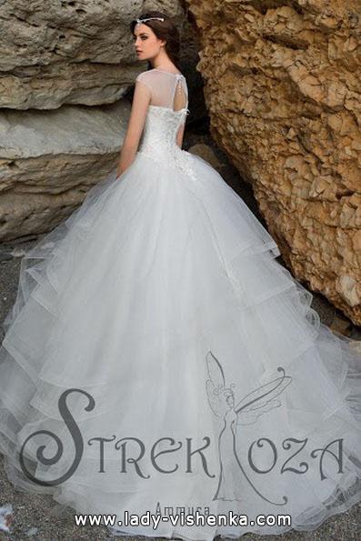 Lange Quinceanera Hochzeitskleid 2016 - Strekoza