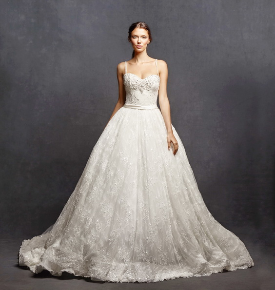 Üppigen Hochzeitskleider Foto - Isabelle Armstrong