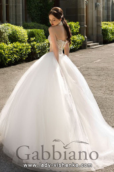 Brautkleider 2016 kurvig - Gabbiano