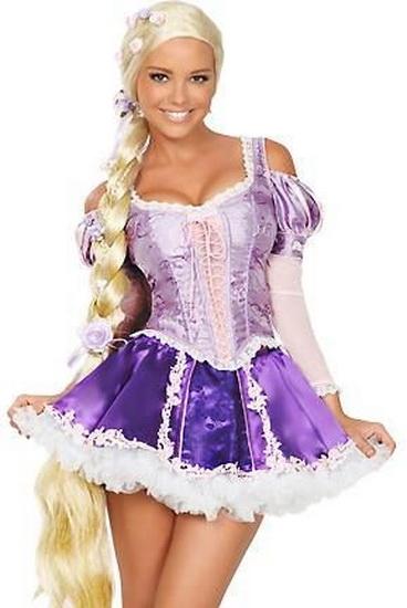 Sexy Rapunzel Halloween