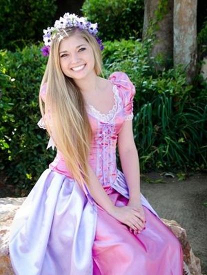 Rapunzel Halloween