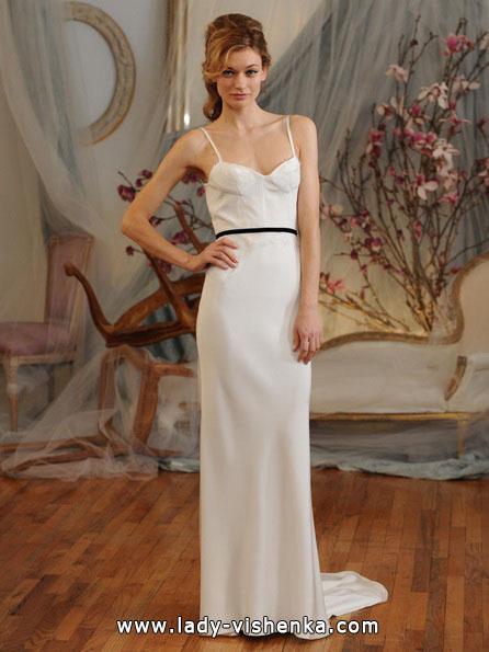 Direkte Hochzeitskleid Foto-2016 - Elizabeth Fillmore