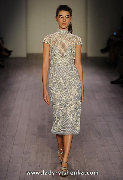 kurze Spitze Hochzeitskleid 2016 - Hayley Paige