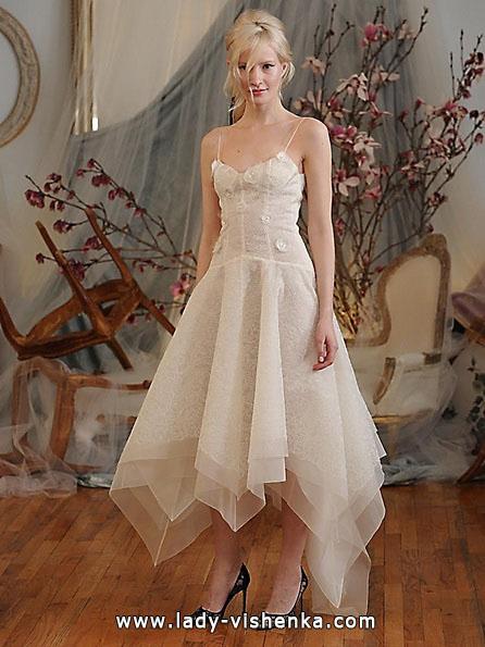 Hochzeits-Kleid 3/4 - Elizabeth Fillmore