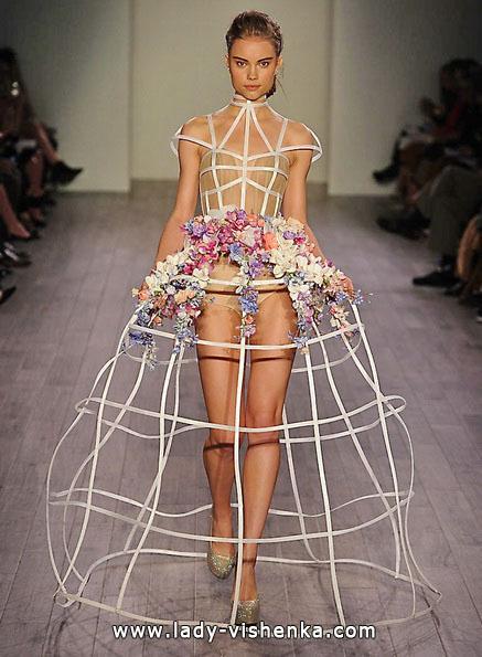 Hochzeitskleid kurze Open - Hayley Paige