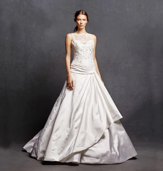 Einfache Hochzeitskleid 2016 - Isabelle Armstrong