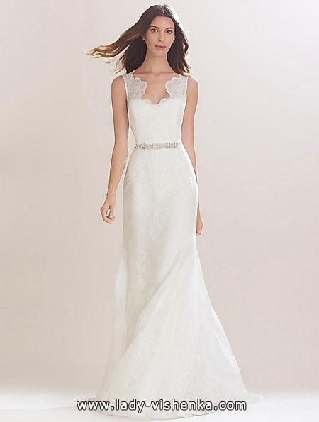 Einfache Hochzeitskleid Foto - Carolina Herrera