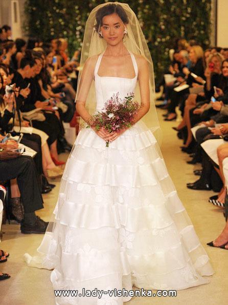 Die einfachste brautkleid - Carolina Herrera