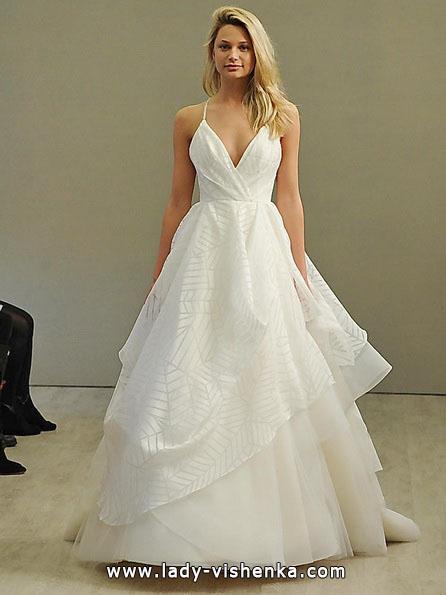 Einfache Hochzeitskleid 2016 - Hayley Paige