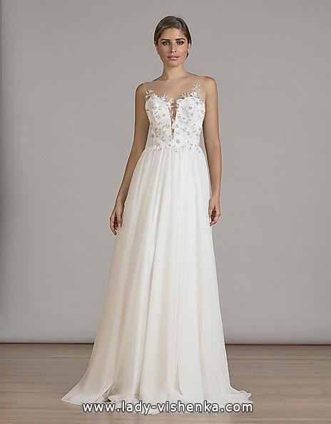 Einfache Hochzeitskleider Foto - Liancarlo