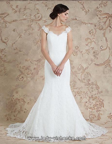 Einfache Hochzeitskleid 2016 - Sareh Nouri