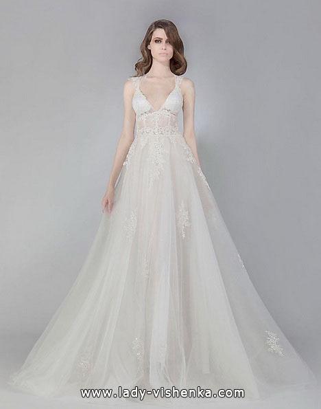 Einfache Hochzeitskleid 2016 - Victoria KyriaKides