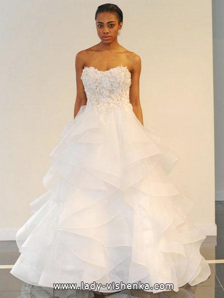 Einfache Hochzeitskleid 2016 - Yumi Katsura