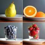 Wie viel Obst brauchen, um pro Tag Essen
