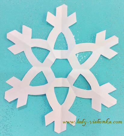 Schneeflocken Foto