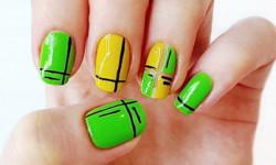 Летний дизайн ногтей - видео
